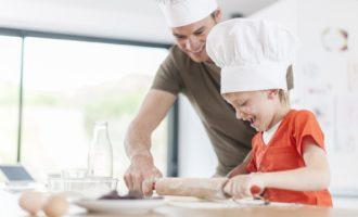 Блюда, которые меня научили готовить родители