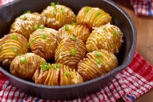 Вкусные рецепты с картофелем