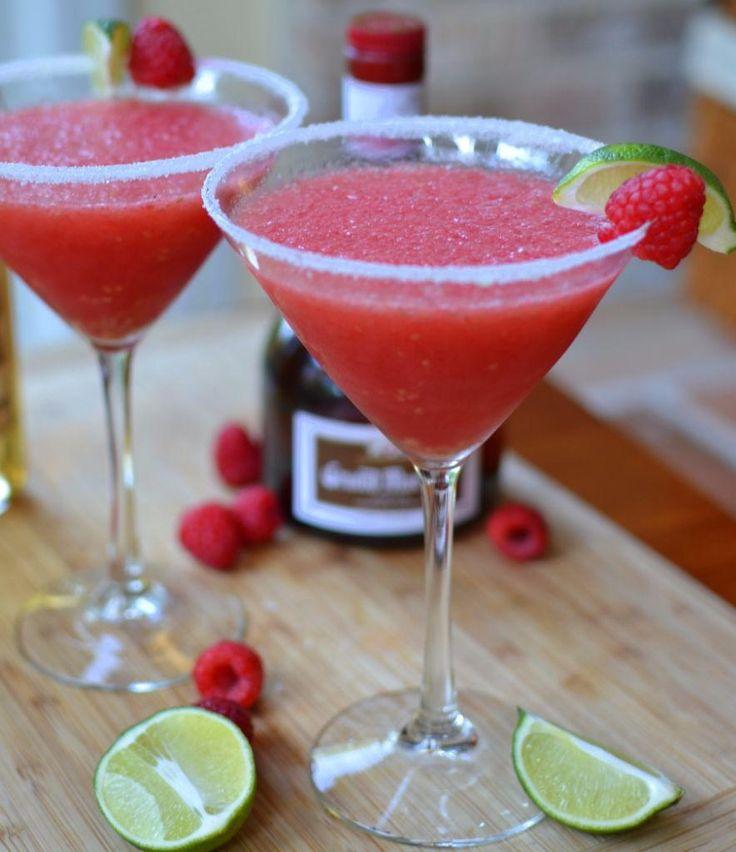 Коктейль Малиновая Маргарита (Cocktail Raspberry Margarita)