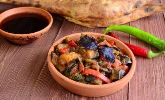 Аджапсандали. Вкусный летний рецепт из восточного кавказа