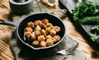 Секретный рецепт жареных пельменей от Михалыча