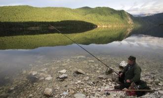 С Енисея перестали ловить рыбу, почему?