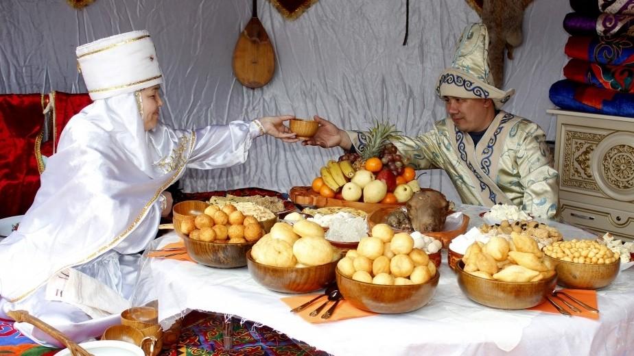 Национальная кухня Казахстана