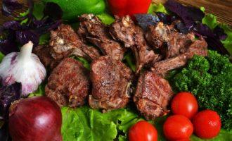 Рецепт шашлыка из баранины привезенный с юга.