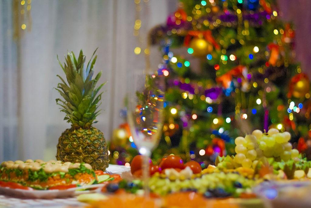 Рецепт салата на Новый год