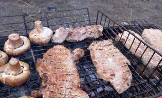 Видео рецепт Шашлыка из свинины