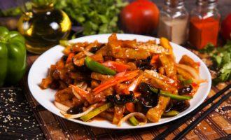 Сезон овощей. Обалденные жаренные баклажаны с мясом.