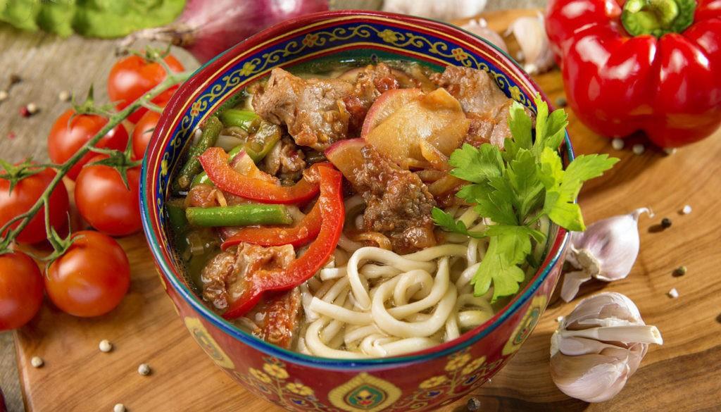 Несколько причин: Почему вы не правильно готовите Лагман из средней Азии?