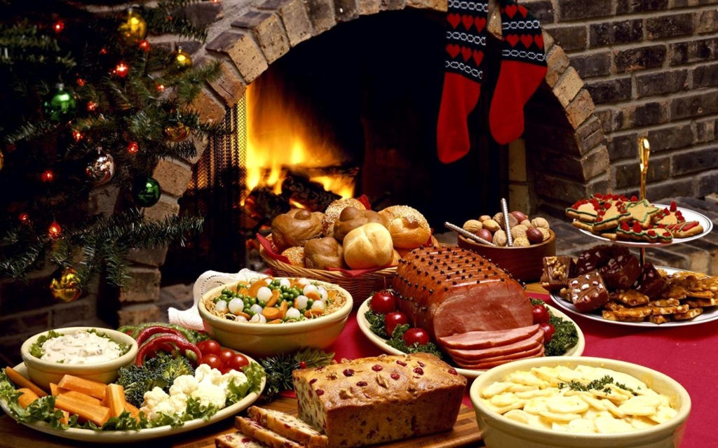Салаты для новогоднего стола — простые и вкусные рецепты