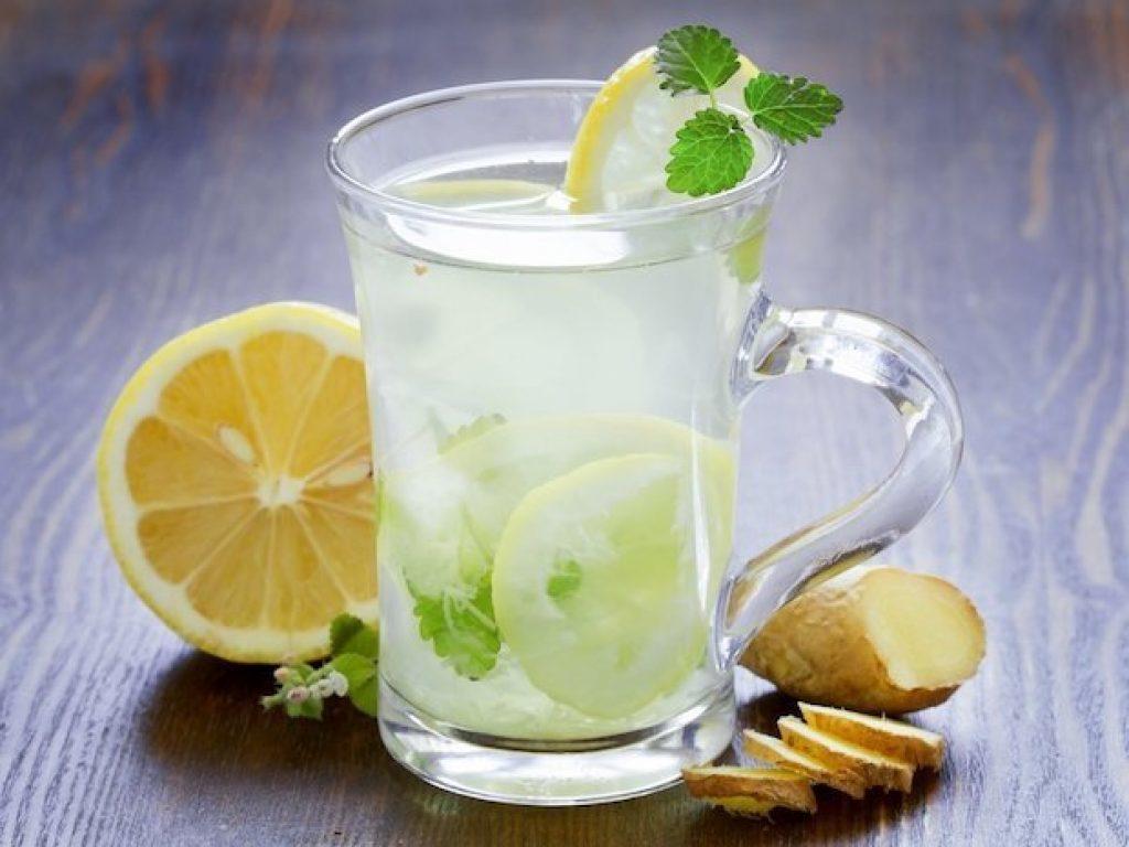 Сколько времени понадобиться, чтобы приготовить освежающий лимонад с имбирем?