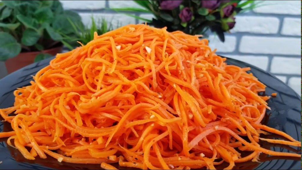 """Морковный салат """"Летний"""""""